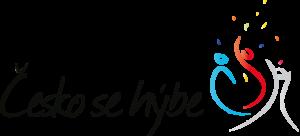 Oficiální logo projektu Česko se hýbe